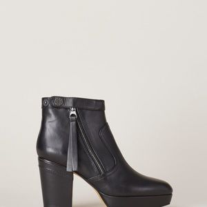 86a834f07199 Acne Shoes   Studios Black Track Boot   Poshmark